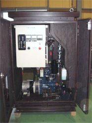 5kVA 小型発電装置